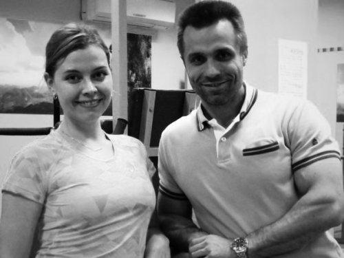 фитнес-тренер Лев Гончаров
