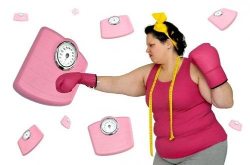 борьба с весом