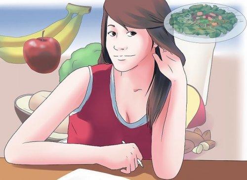 план питания для похудения для женщин
