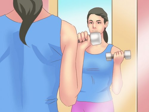 силовые тренировки женщин
