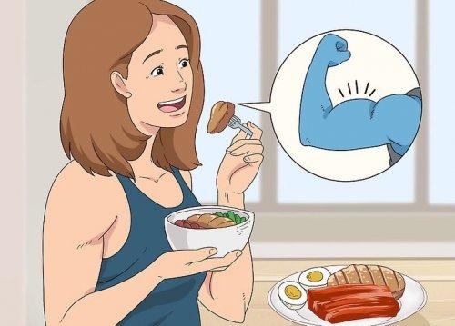 питание талия уменьшить