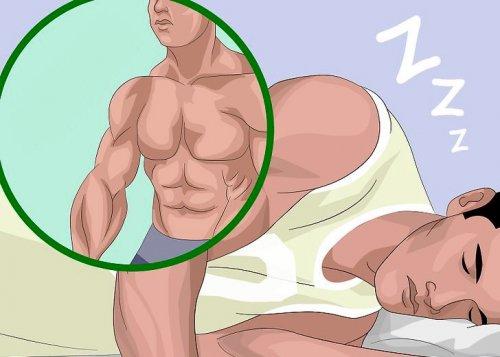 программа рост мышц