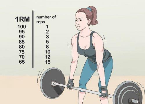 план силовой тренировки женщина