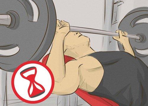 эффективные тренировки набора массы