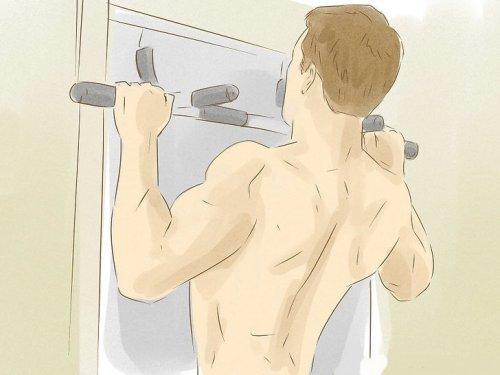 домашняя тренировка с собственным весом