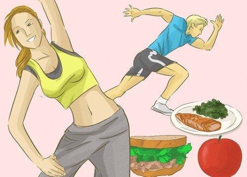 почему после тренировки увеличивается вес 2