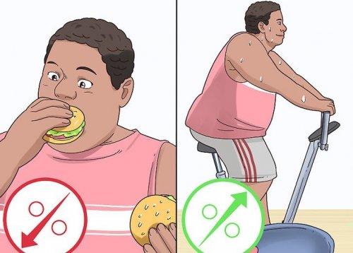 Для мужчин: 8 ошибок тех, кто хочет похудеть.