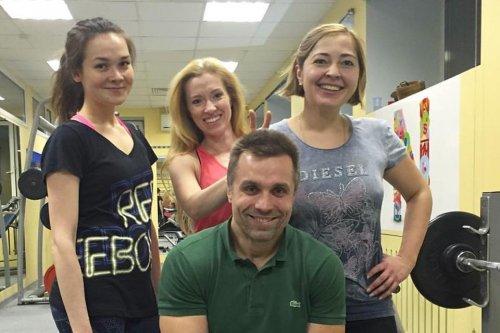 комплекс упражнений для женщин