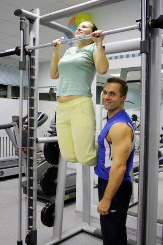 упражнения для женщин со своим весом