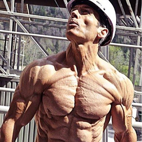 жир тела мужчины 4%