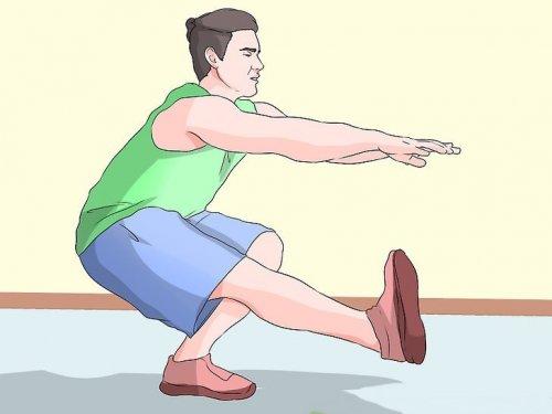 пистолтетик тренировка ного дома мужчин