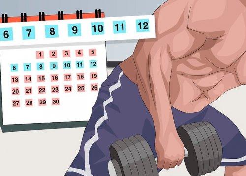 Правильные тренировки в тренажерном зале для мужчин