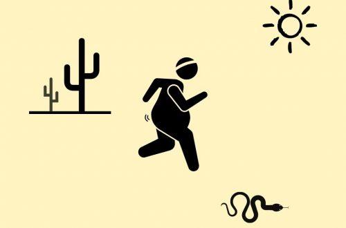 тренировка в жару