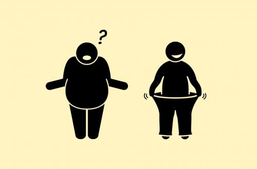 почему жир не уходит