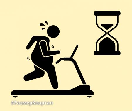 Сколько нужно бегать?