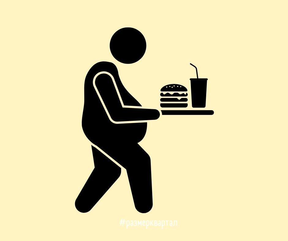 держать калории